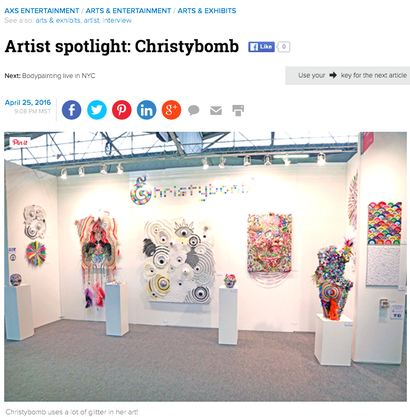Artist Spotlight: Christybomb