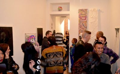 """ARTE FUSE Reviews """"Acid Free"""" at the Lazy Susan Gallery"""