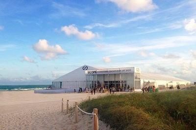 Christybomb Unveils Spanking New Work at SCOPE Miami Beach During Art Basel Miami Week